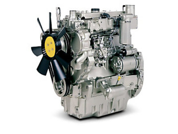 Perkins Diesel engine 404D22T Emission European Stage 3A