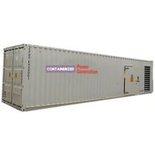 Silent Generator 1250KVA-2500KVA -Containerized Series