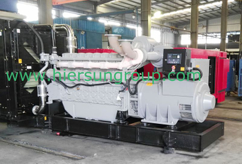 1 Unit Perkins 1200kw Prime Diesel Generator Ready Ship To Singapore