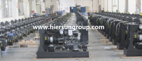Hiersun Power 80 units 16KVA Diesel Generator Set Ready Ship to Mongolia