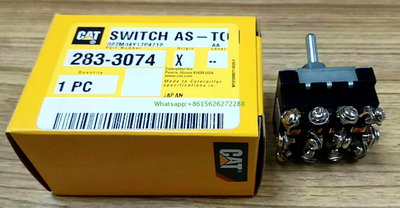 Caterpillar switch as-to 2833074 For machine various