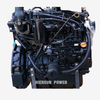 Yanmar Industrial Diesel Engine 4TNV98T Water Cooled Diesel Engine