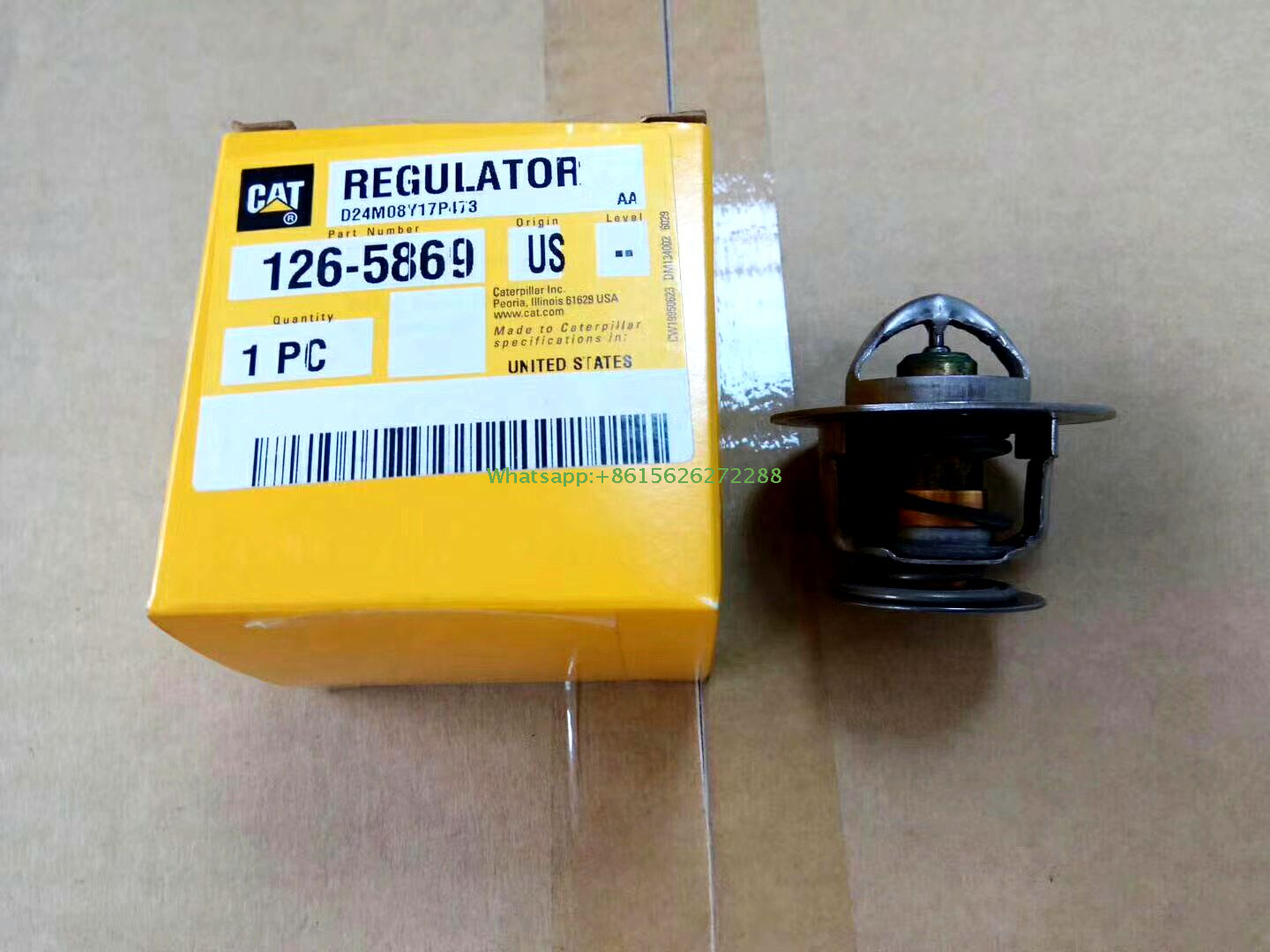 Caterpillar regulator 1265869