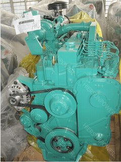 Cummins DCEC Diesel engine 6CTA8.3-G1 For Generating