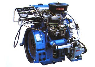 Small Boat Engine From 20Hp To 80HP