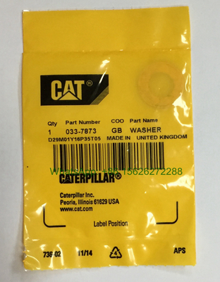 Caterpillar Washer 0337873